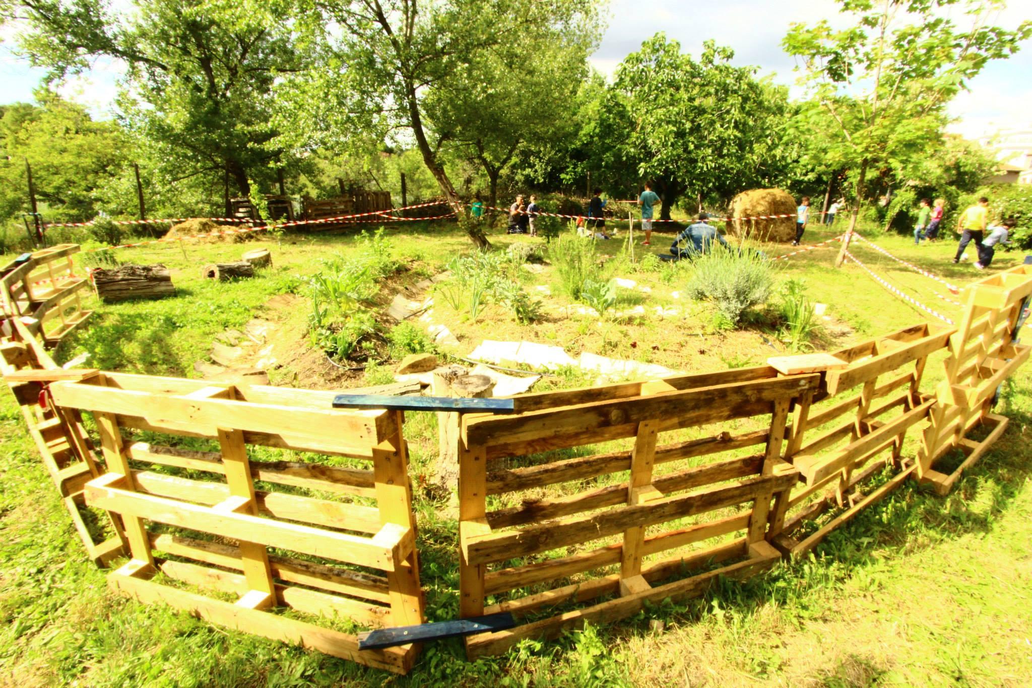Orto comunitario lsa100celle - L orto in giardino ...